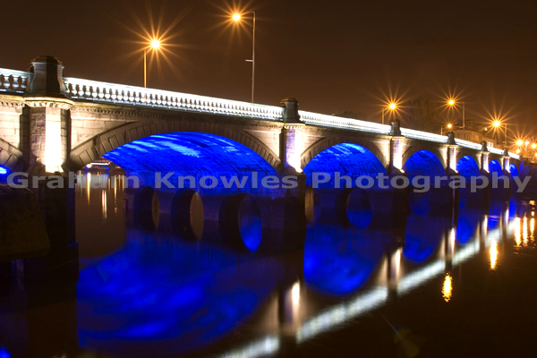 King George IV Bridge/Glasgow